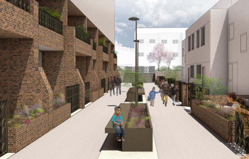Ideas for Lancaster West Estate regeneration