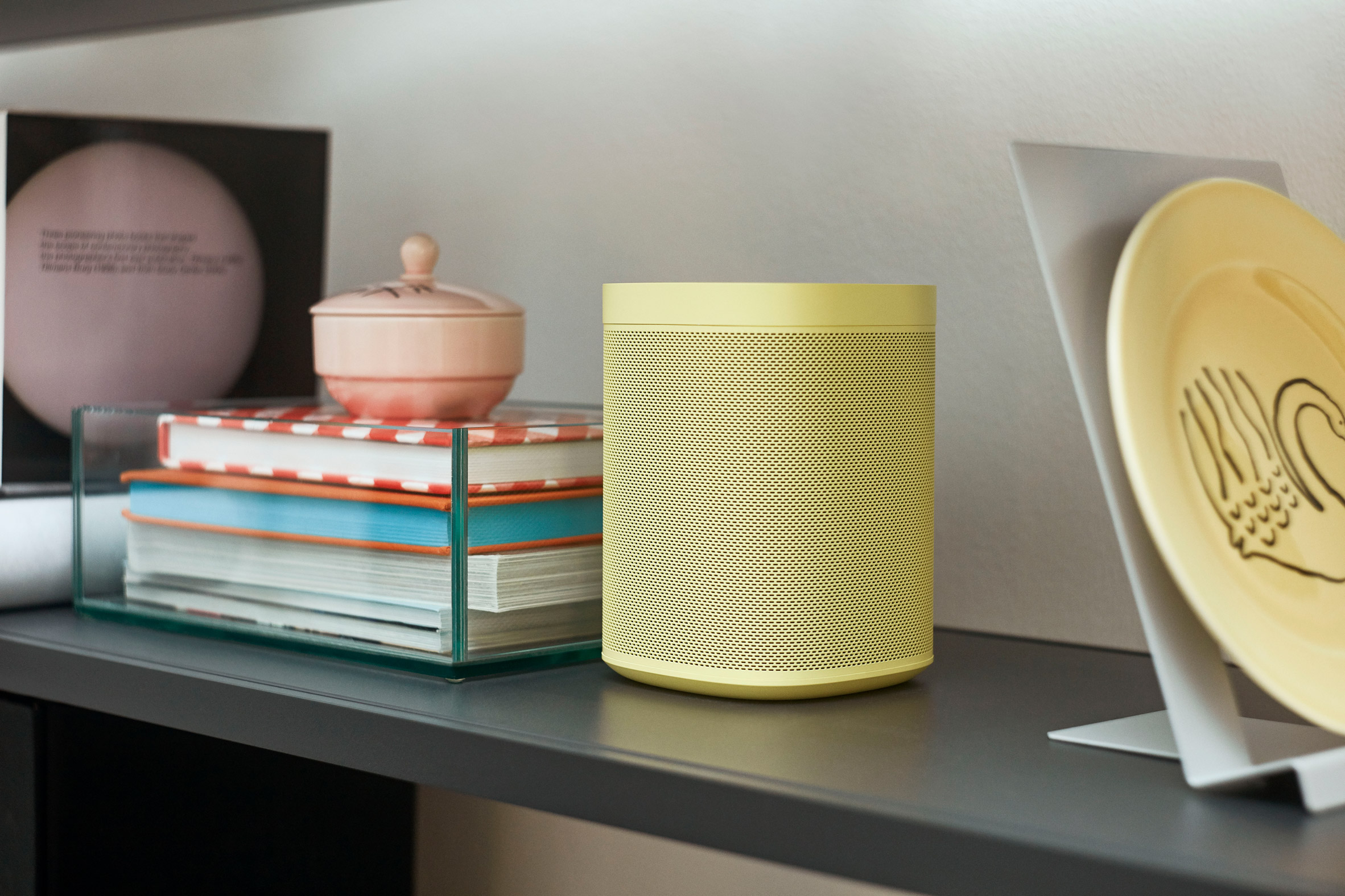 Sonos One's new color options will brighten up your day