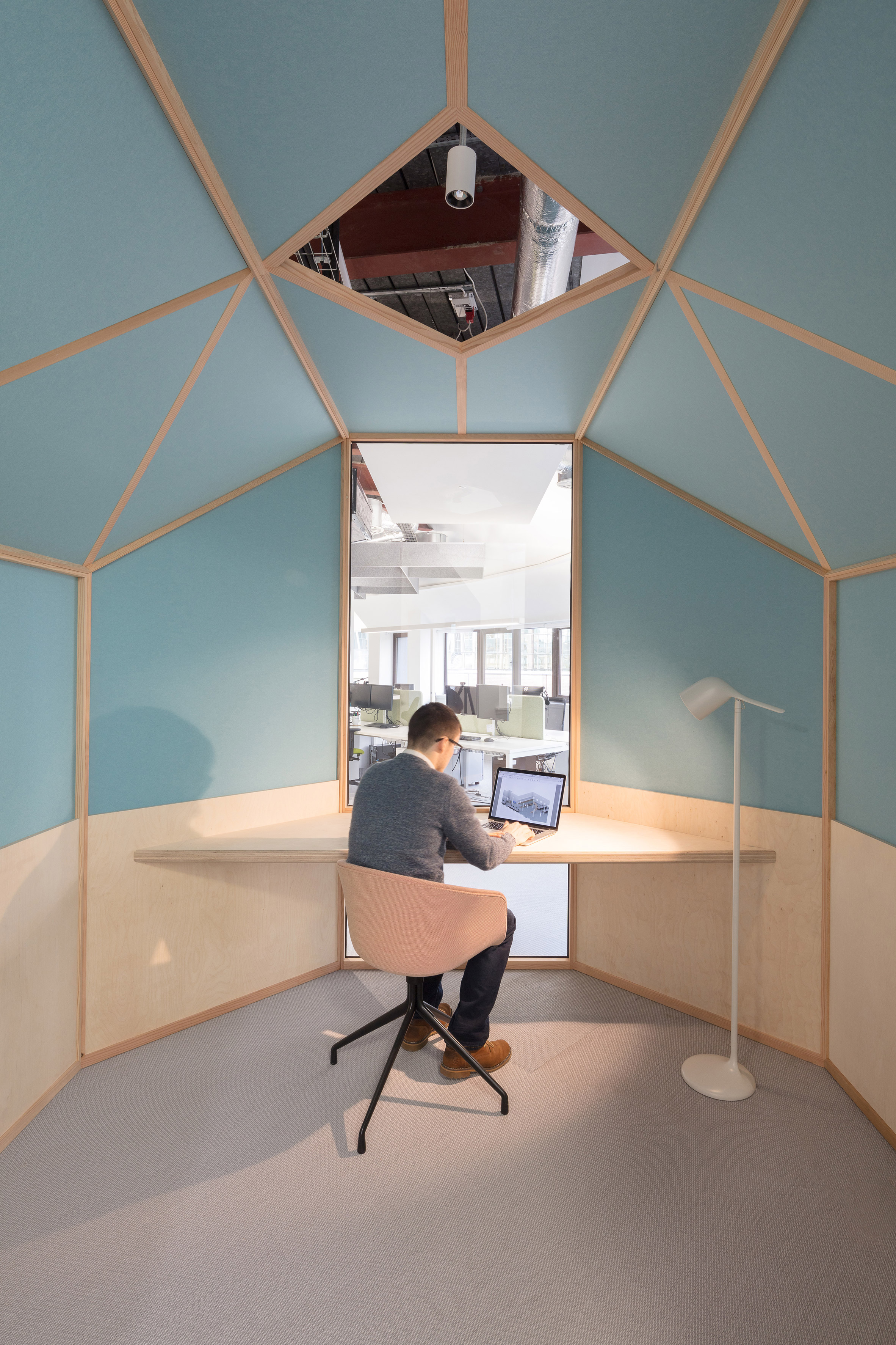 Holistic Office by Studio Ben Allen
