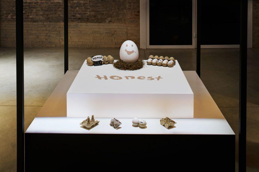 Honest Egg by Aesthetid