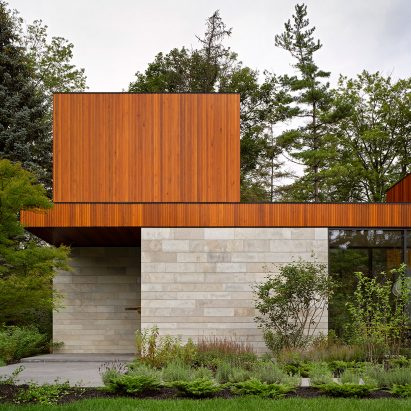 Williamson Williamson Designs Canadian Home To Adapt As Its Residents Age