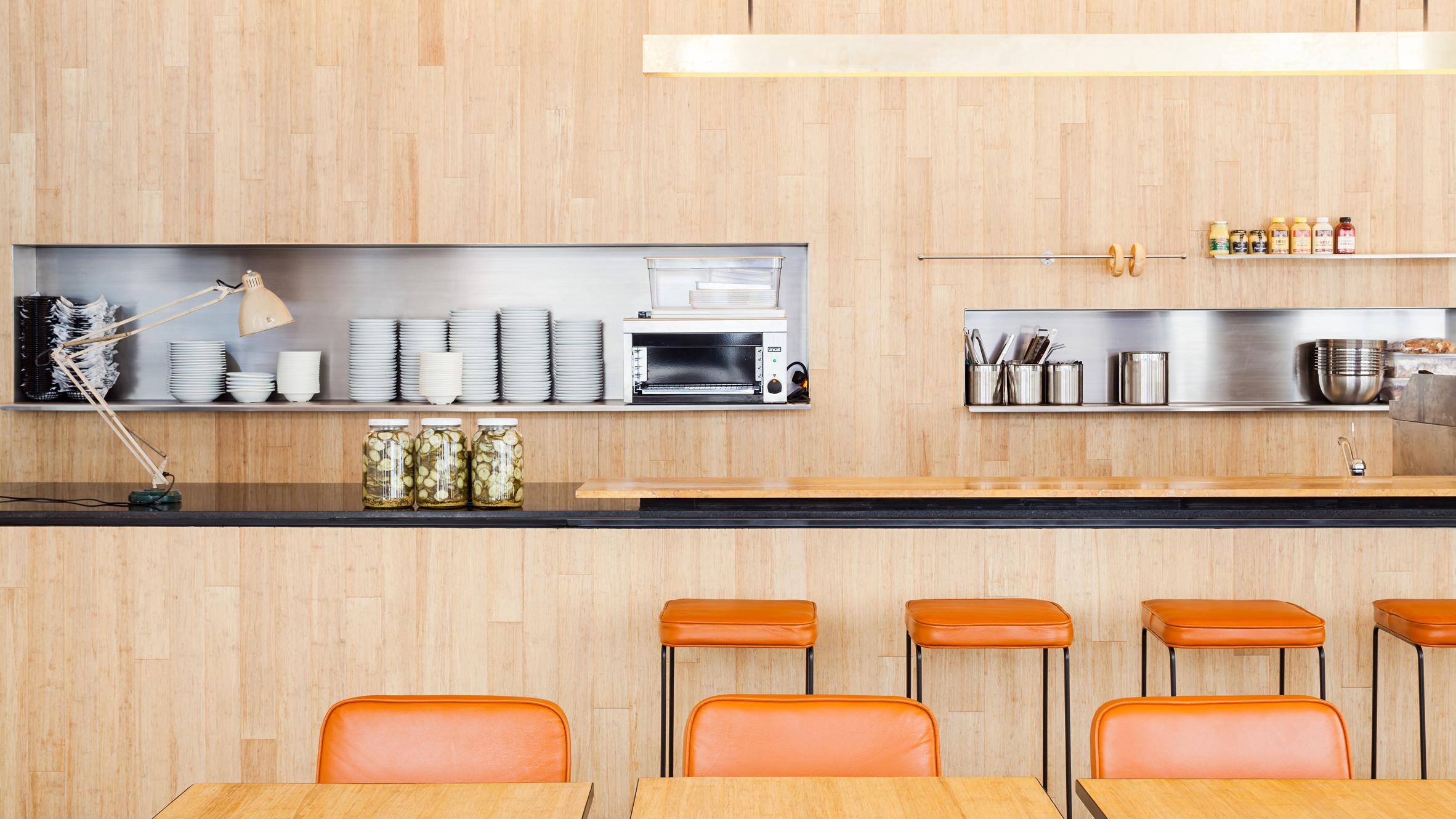 kogan furniture. São Paulo\u0027s 1950s Eateries Influence Deli At Institute Of Architects Brazil Kogan Furniture