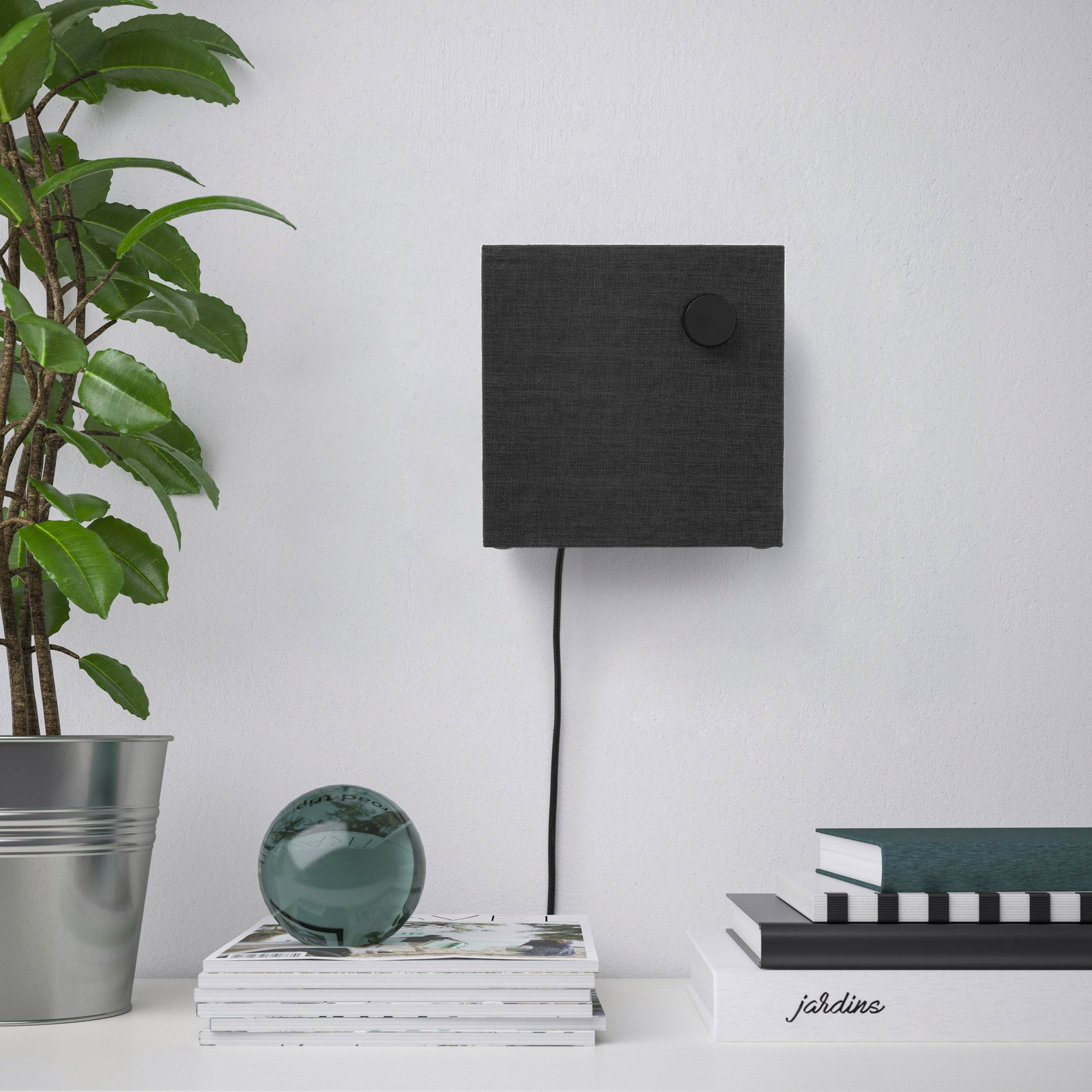 IKEA's first Bluetooth speakers are here