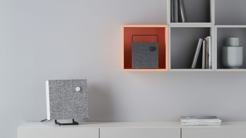 IKEA showed the first Bluetooth speaker Eneby