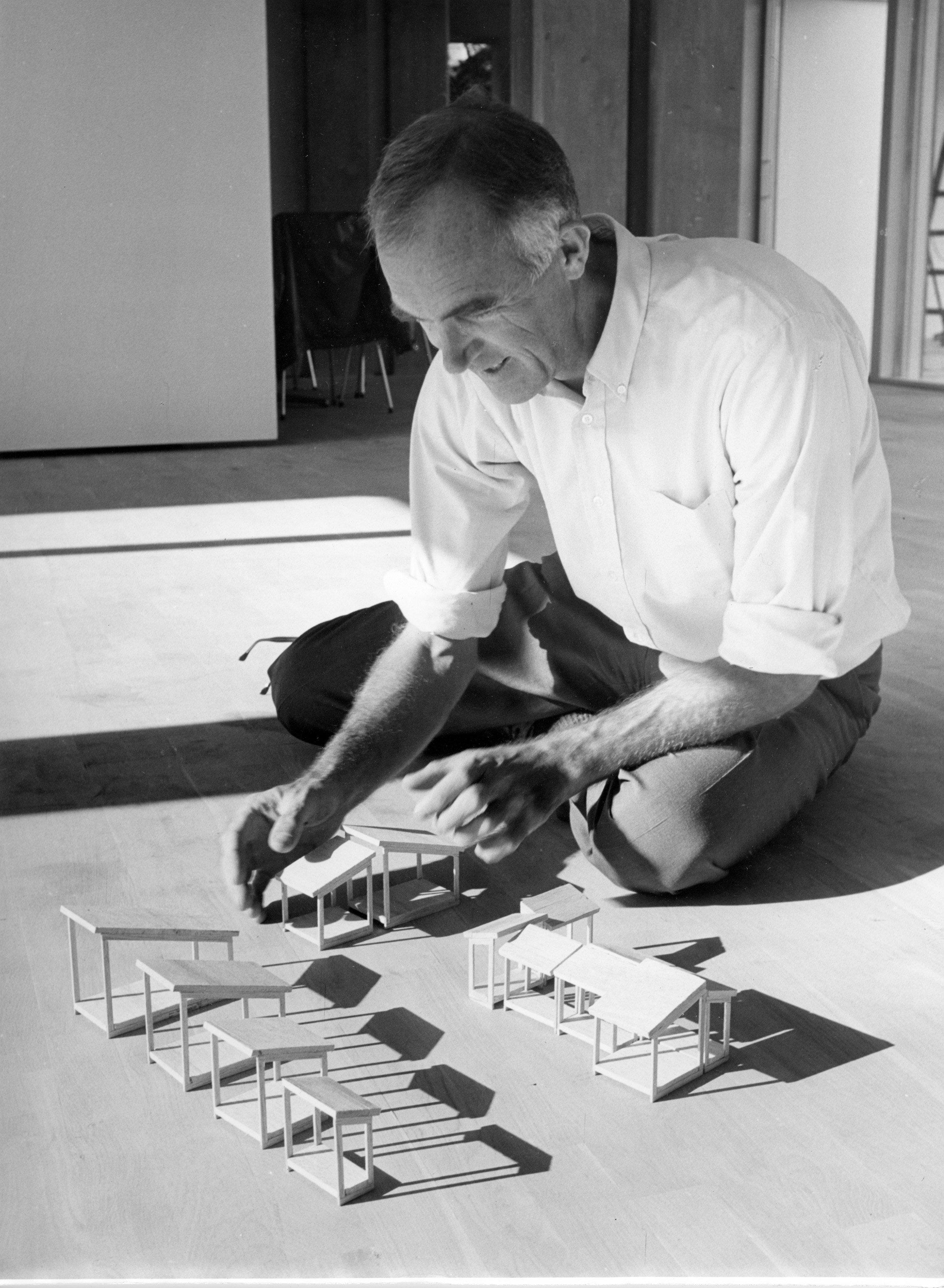 10 key projects by Sydney Opera House architect Jørn Utzon