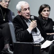 Kenneth Frampton to receive Golden Lion at Venice Architecture Biennale