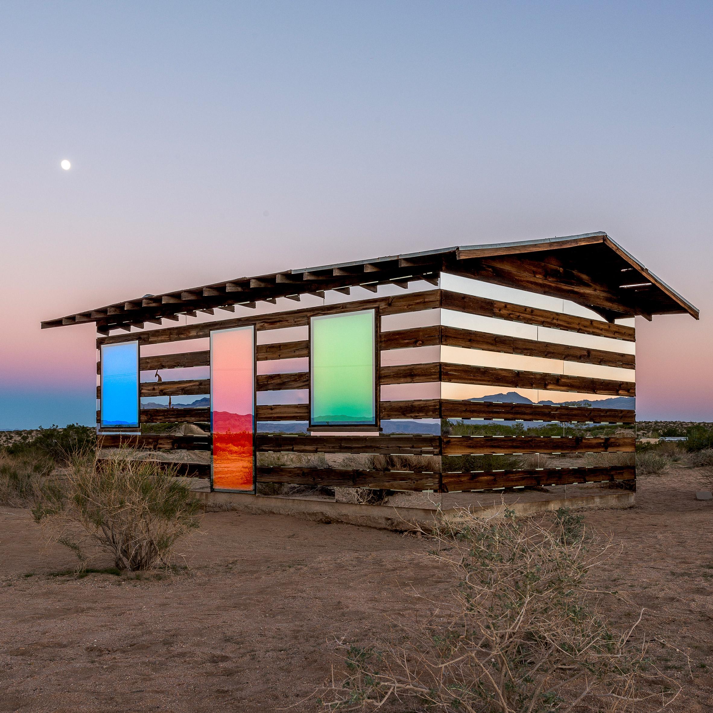 Five key projects by artist Phillip K Smith III