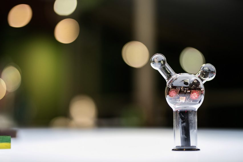 Glass monsters invade Milanese theatre for Lasvit's Monster Cabaret exhibition