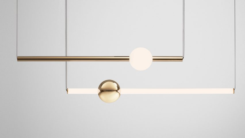 Lee broom to show stellar lighting during milan design week