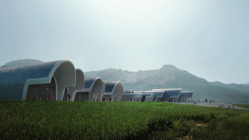 Campari Talks: Lushan Primary School by Zaha Hadid Architects