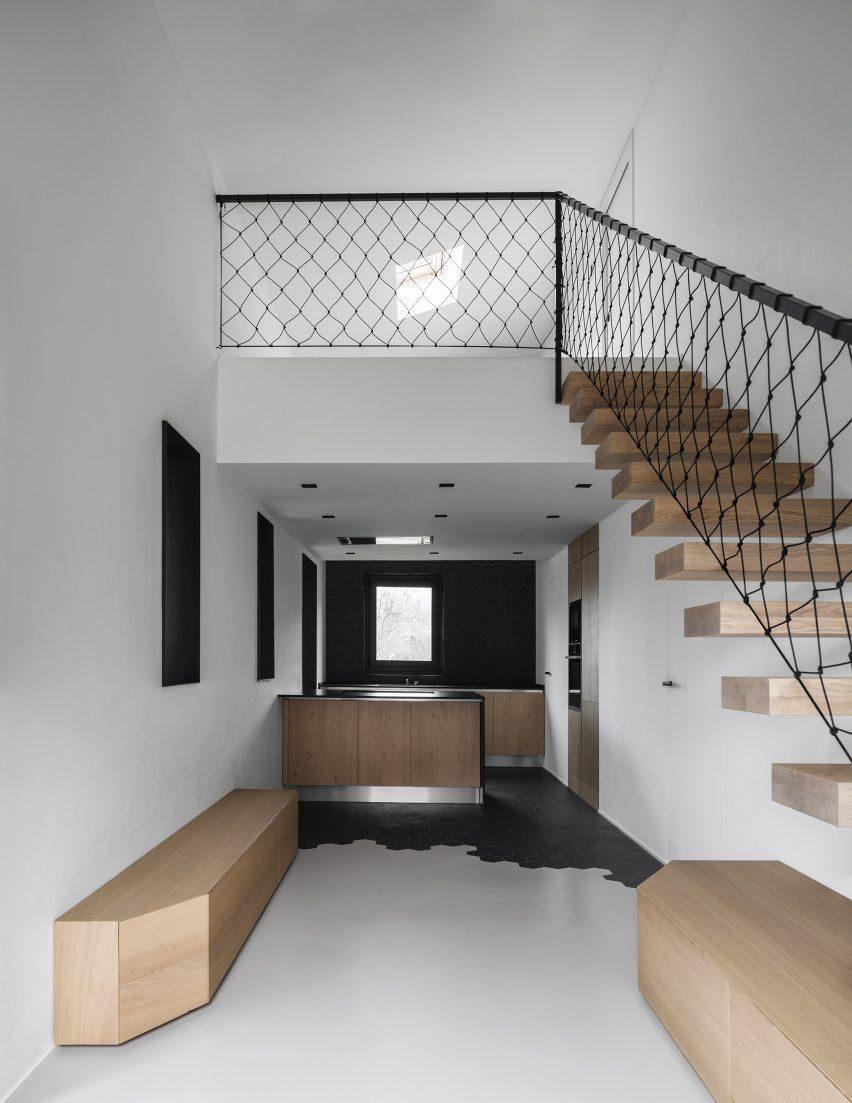 Martina house by Deltastudio