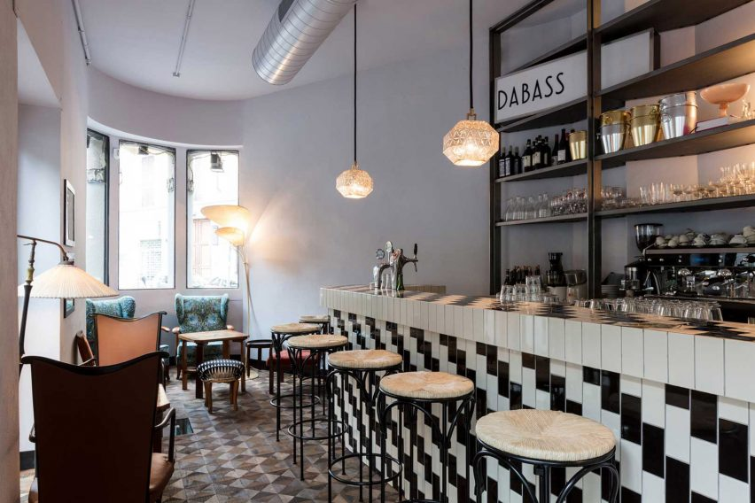 Dezeen asked designers to recommend their favourite bars, restaurants and venues in Milan
