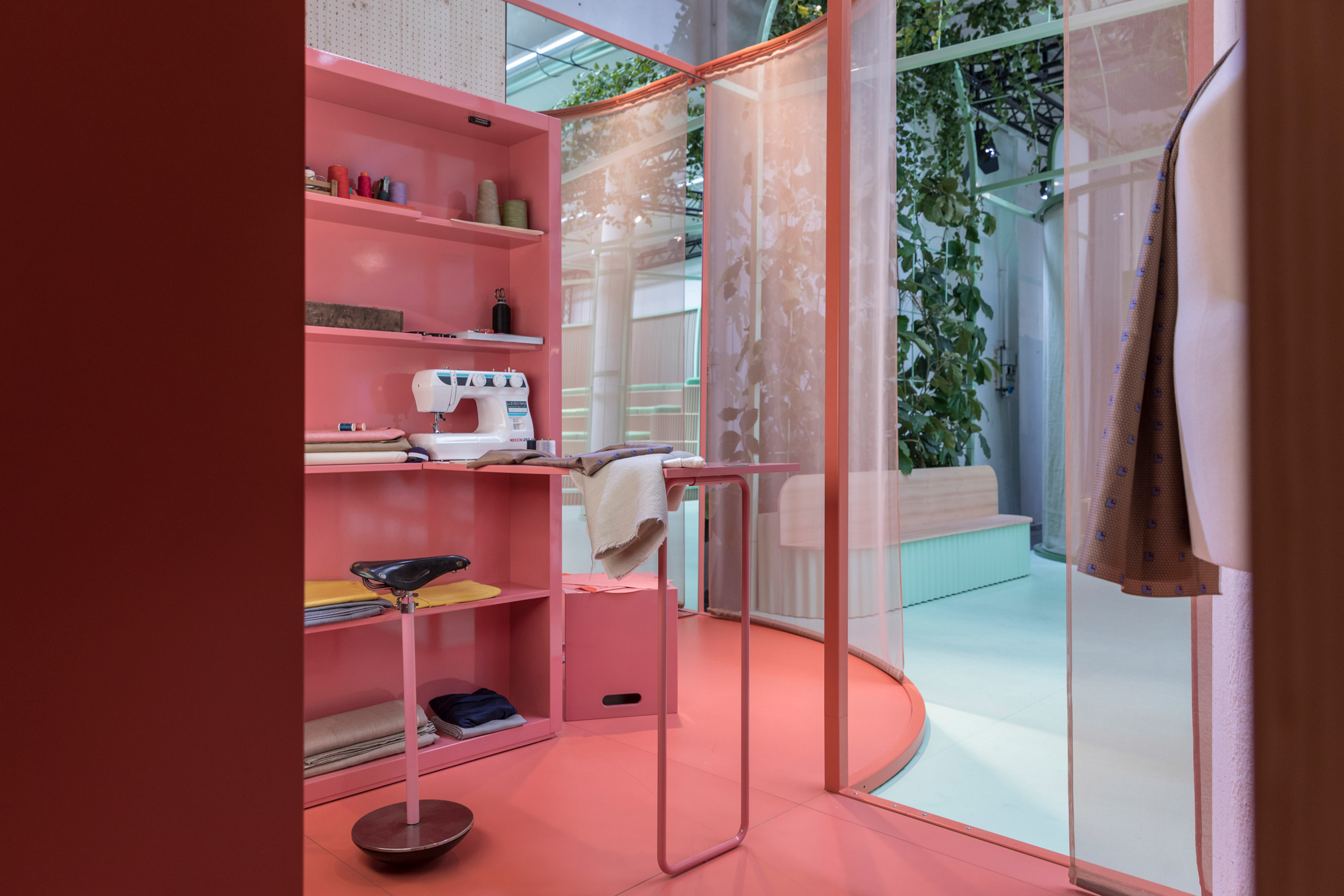MINI Living and Studiomama create colourful capsule homes for Milan installation