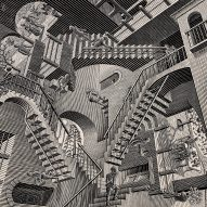 Nendo to recreate the world of Escher for exhibition at NGV Melbourne