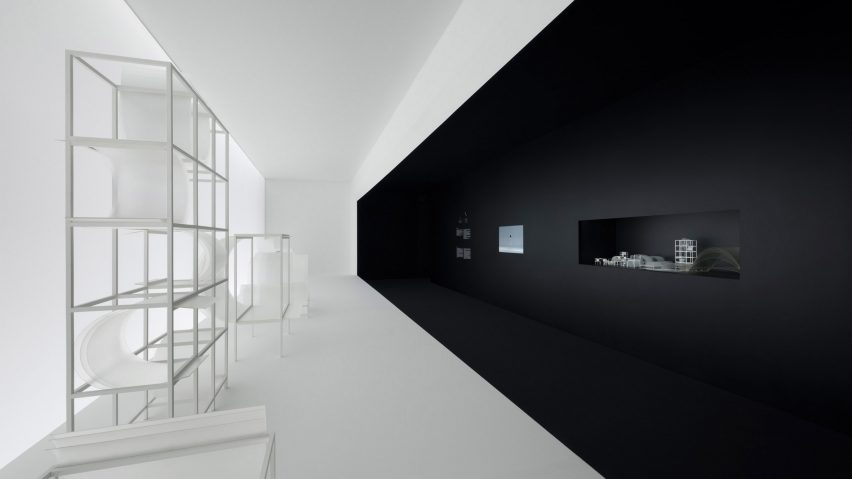 Nendo's Forms of Movement exhibition explores relationship between people and objects