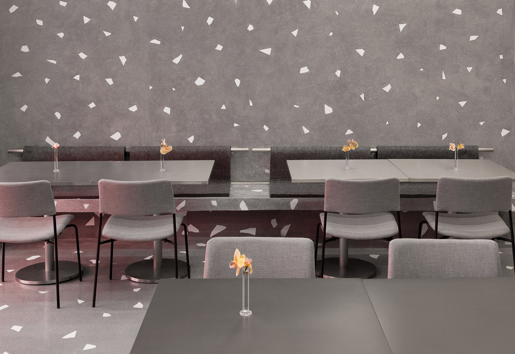 NOUS Restaurant by 0321 Studio