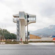 CoRe Architects converts Korean War bunker into community arts centre
