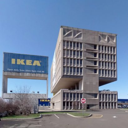 Beautiful Brutalist Breuer Building Owned By IKEA Could Become Hotel In Connecticut