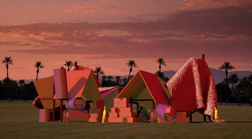 Projects for Coachella by The LADG