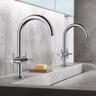 Grohe to present minimalist bathroom faucets at Milan design week