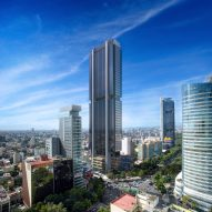 Foster +  Partners' Reforma 432 will rival Mexico City's tallest building