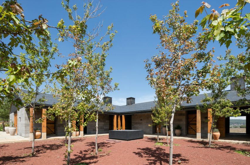 San Francisco Ranch by AE Arquitectos