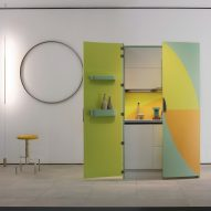 Sanwa unveils latest collection of tiny kitchens for micro homes