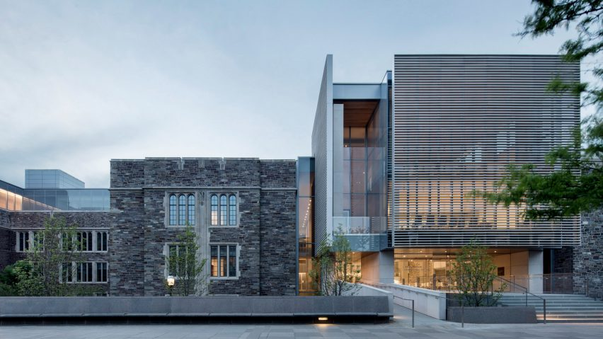 KPMB Updates Gothic Style Academic Building On Princeton University Campus