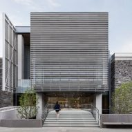 KPMB updates gothic-style academic building on Princeton University campus