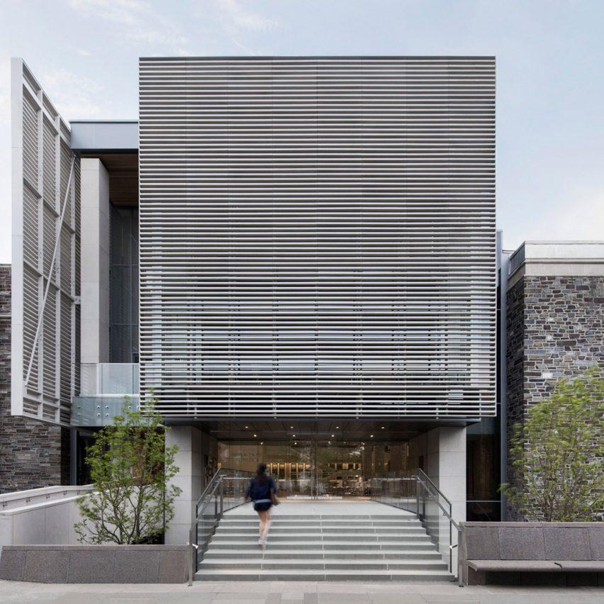 KPMB updates gothic-style academic building on Princeton University campus