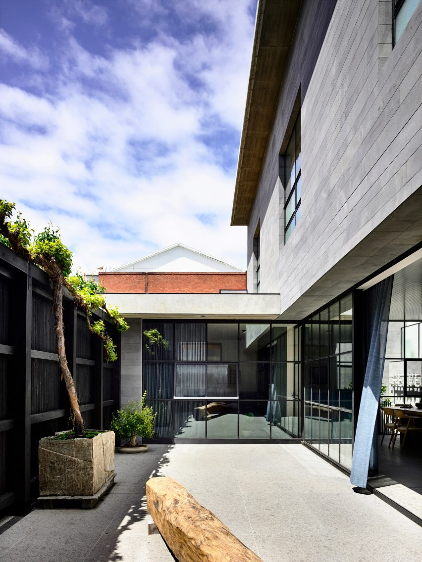 St Vincents Place by BE Architecture