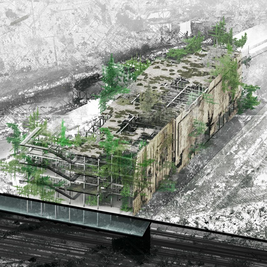 Distortions and Alterations of the Real by SCI-Arc students