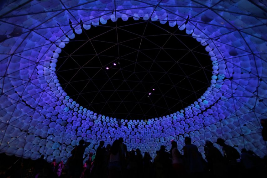 The Dome by Hector Serrano