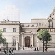 Selldorf Architects unveils major renovation and expansion plans for New York's Frick museum