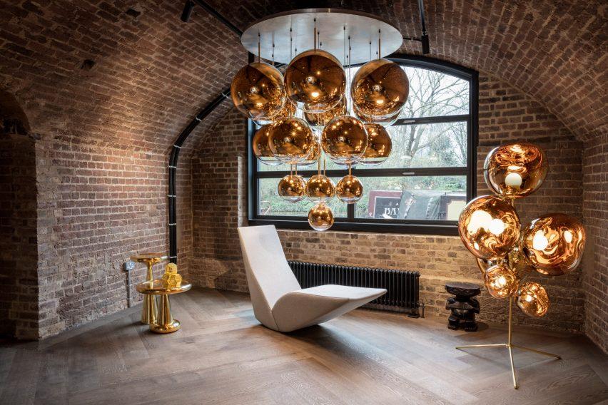 1eec9fb3cae Tom Dixon unveils new King s Cross studio and showroom in coal yard
