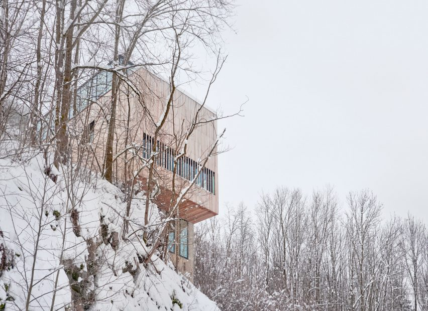 Two-in-One House by Reiulf Ramstad