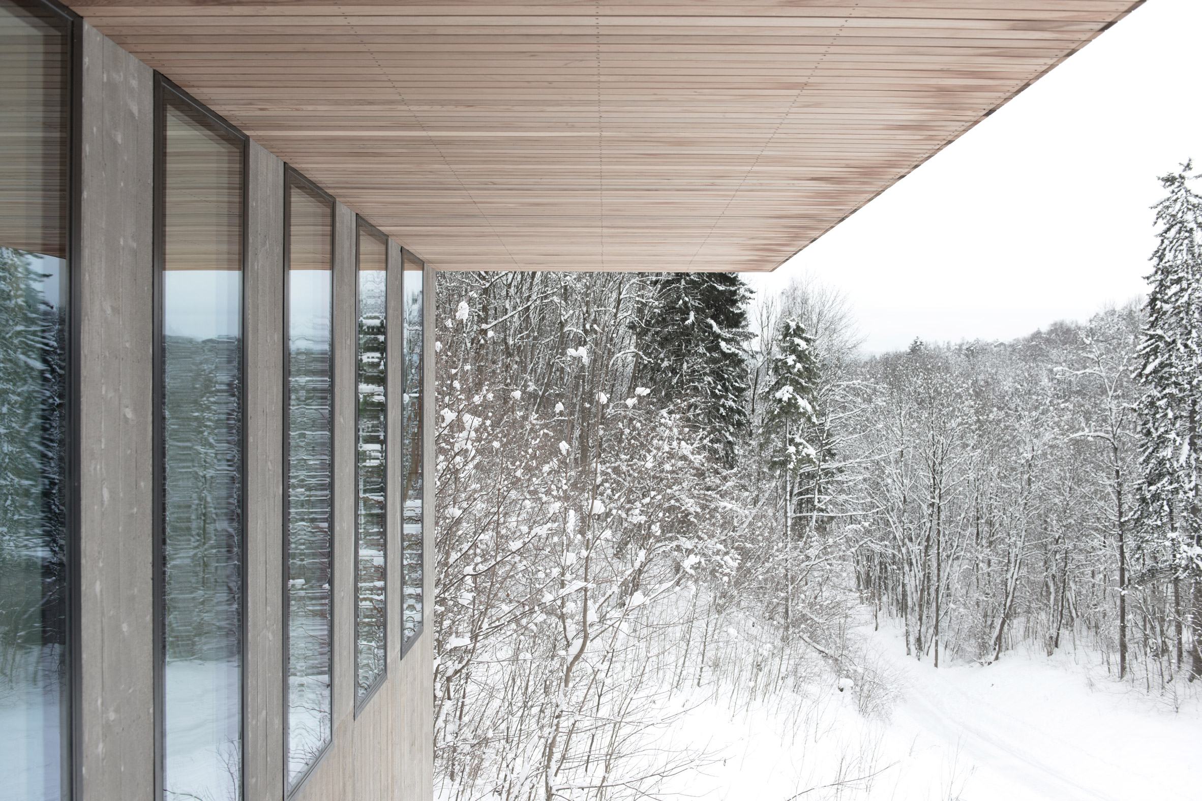 486a3db9bf48e Two-in-One House by Reiulf Ramstad