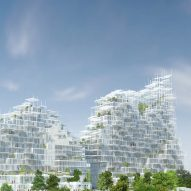 """Vertical village"" by Sou Fujimoto, Nicolas Laisné and Dimitri Roussel to be built in Paris"
