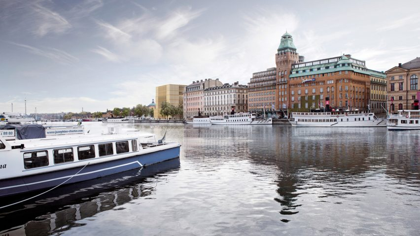 David Chipperfield Architects Nobel Center and StockholmApple Store blocked by council