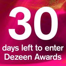 Secret venue for Dezeen Awards ceremony on 27 November