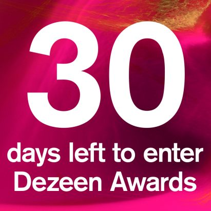 Secret venue for Dezeen Awards ceremony on 27 November