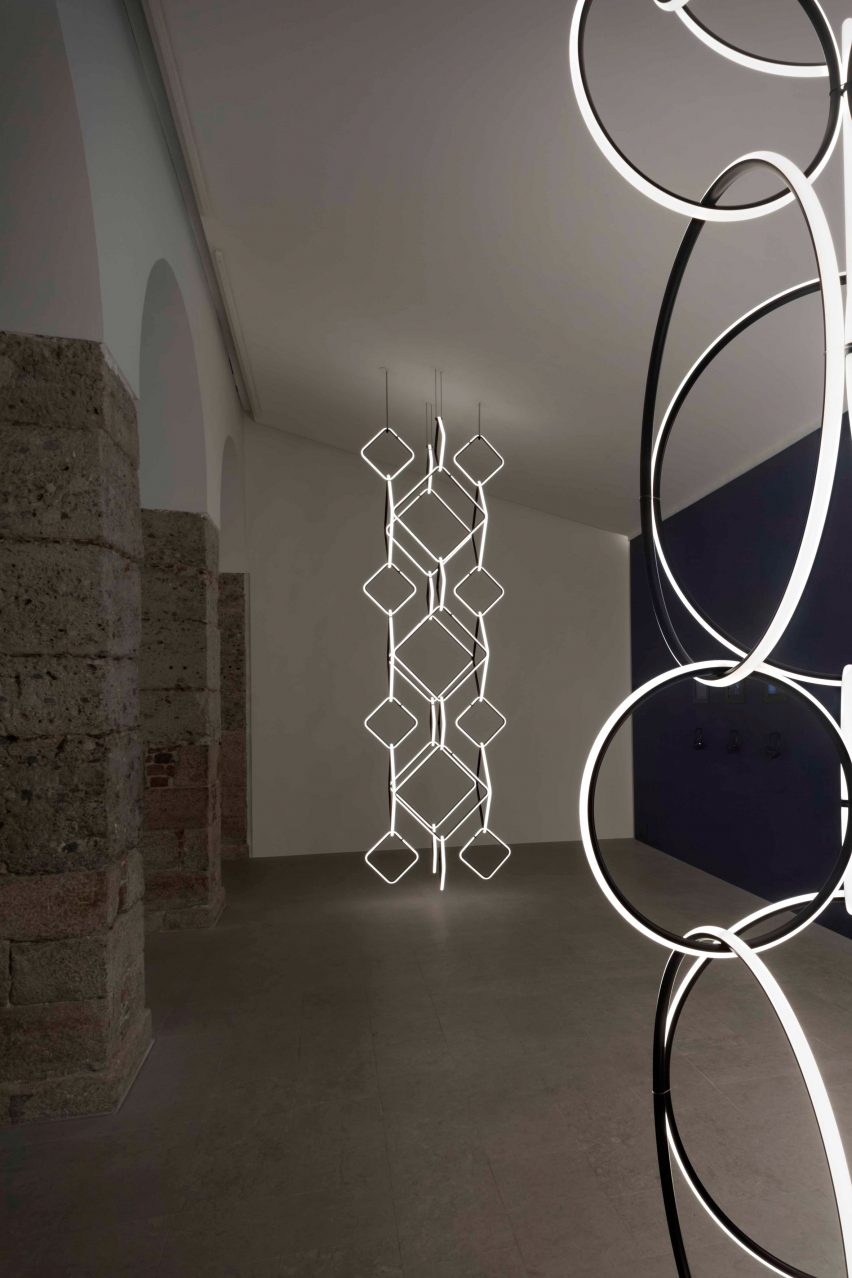 Michael Anastassiades creates modular lighting system based on ...
