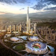Work begins on world's second-tallest skyscraper in Shenzhen