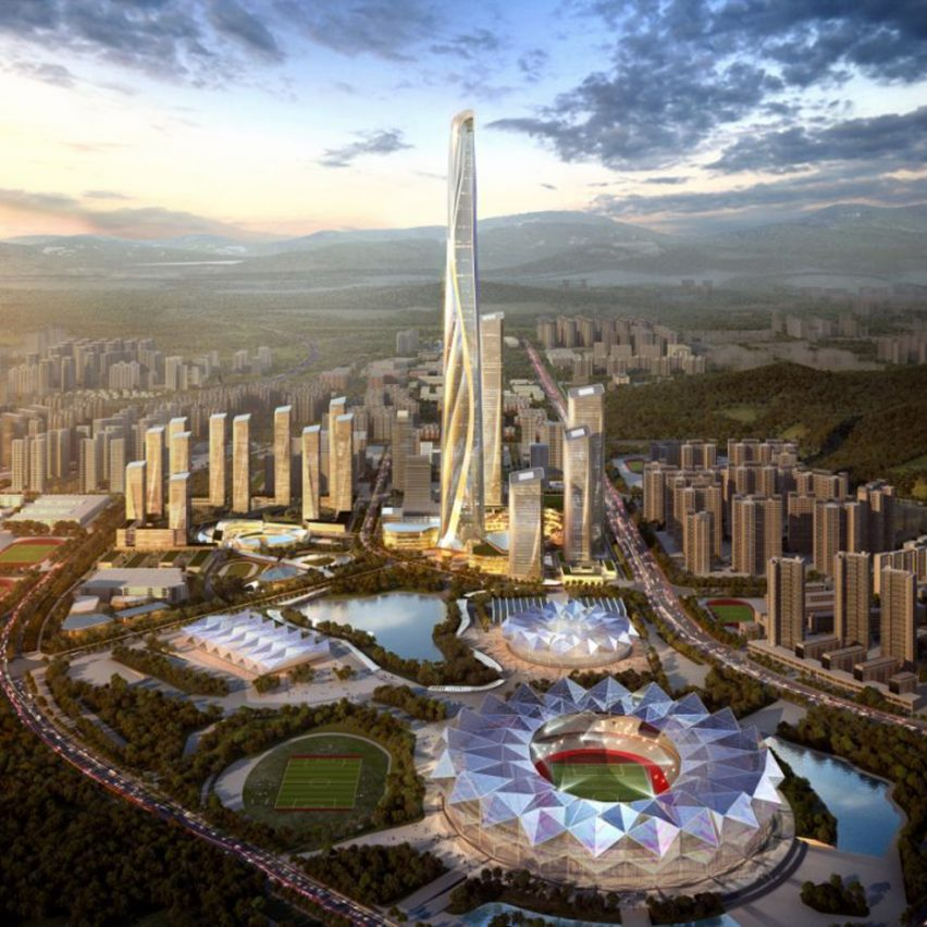 Shenzhen-Hong Kong International Centre