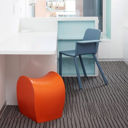 Ab Rogers Design creates bespoke furniture for students