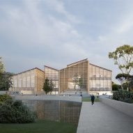 Adjaye, Ingels and Chipperfield reveal shortlisted designs for Adelaide Contemporary gallery