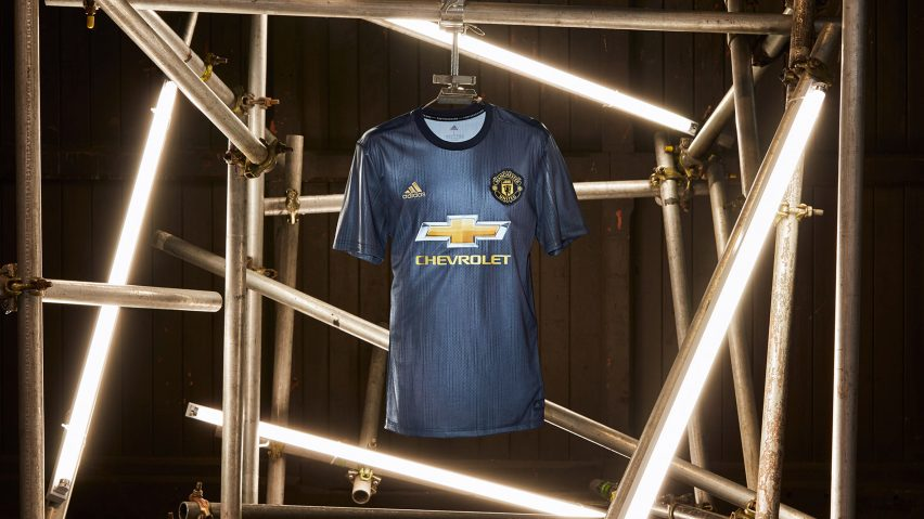 e157e4450 Adidas  latest Manchester United kits are made from recycled ocean plastic