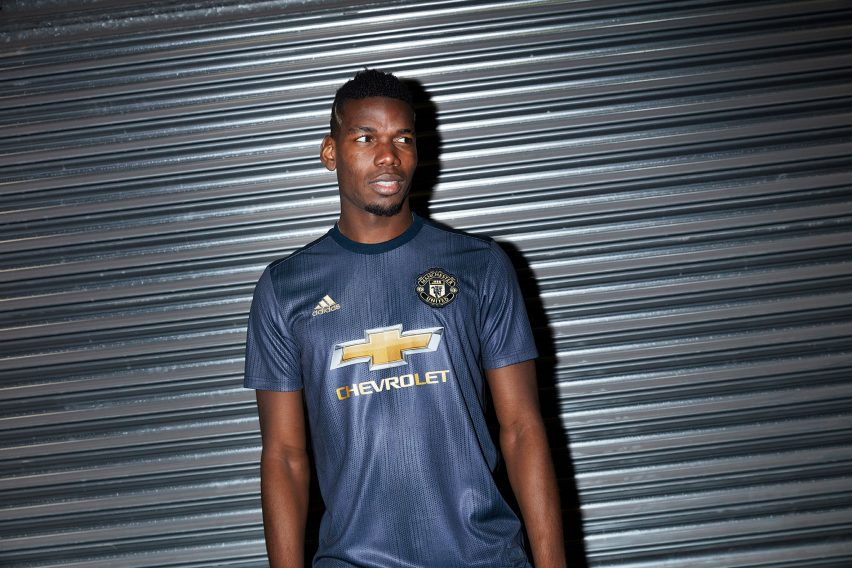 Adidas  latest Manchester United kits are made from recycled ocean plastic.
