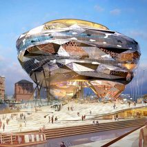 Will Alsop unbuilt architectural proposals