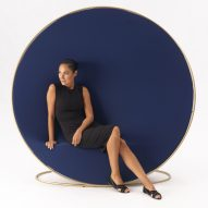 Emanuele Magini pays homage to Anish Kapoor with non-chair